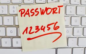 Passwort 123456