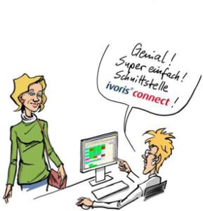 iie systems und ivoris connect