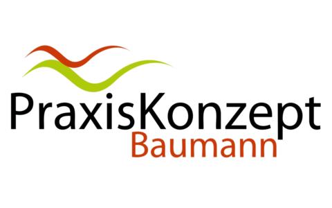 Praxiskonzept Baumann Logo