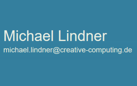 Michael Lindner Creative Computing Logo